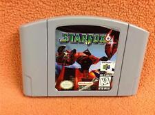 Star Fox 64 Starfox *Authentic* Nintendo 64 N64 *Cart Only* Super FREE SHIP!
