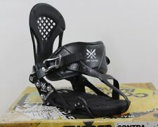 New Ride Contraband Mens Snowboard Bindings Medium US 7-9 NOS