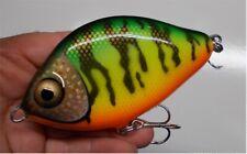 Novak Muskie, musky, Striper Glide Bait fishing lure