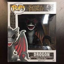 Funko POP Game of Thrones Drogon Red Eyes Exclusive No Sticker