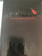 Xbox True Crime New York City Collector's Edition Steel Case