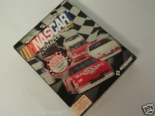 Commodore Amiga Nascar Challenge Video Game Computer System