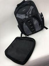 "Targus 15.4"" Groove Notebook Backpack Case CVR600 Black Removable Sleeve"