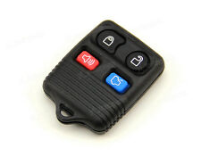 Remote Key Blank Shell Case Pad Cover Replacement For Ford Linc Mercu 4 Buttons