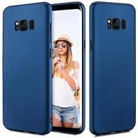 Samsung Galaxy A3 2017 Hülle Tasche Case Cover Handy Backcover Handyhülle Blau