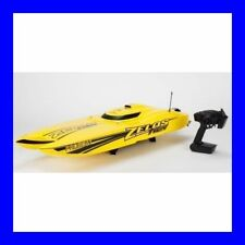 PRO BOAT PROBOAT ZELOS 36 TWIN BRUSHLESS CATAMARAN RTR RC BOAT 60+MPH PRB08021