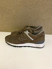 New Balance 576 Beige/Brown Running Trainers Size UK 4