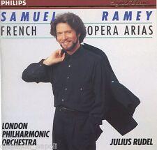Samuel Ramey: Arie Da Opere Francesi - French Opera Arias / Rudel - CD Philips