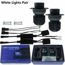 2X 160W Angel Eye LED Halo Ring Bulbs For BMW E90 2006-2008 323i 328i 330xi