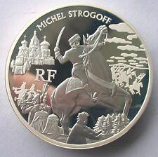 France 2006 Michel Strogoff 20 Euro 5oz Silver Coin,Proof