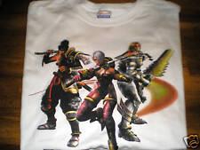 Soul Calibur:  Legends White T-Shirt X-Lg.  NEW   Alstyle