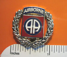 82nd Airborne - hat pin , tie tac , lapel pin , hatpin