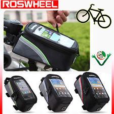 """Borsa touch screen bici per Apple iPhone 6 4.7"""" 6S impermeabile bike SP4"""