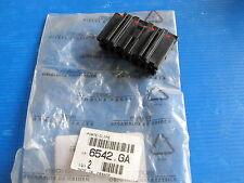 Porte-clips 4 voies noir de boîte à fusible pour 406