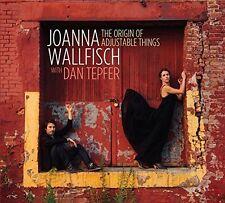 Joanna Wallfisch - The Origin of Adjustable Things [New CD]