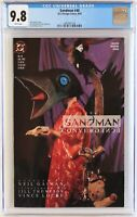 Sandman #40 CGC 9.8, Neil Gaiman, White Pages, Death cover