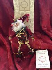 Mib Flawless Mark Roberts Santa Claus Fairy Figurine Ltd Edition #409 Ornament