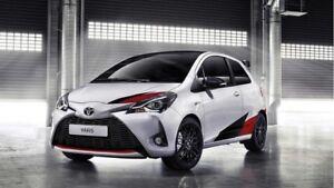 Toyota Yaris Rally - Full Size Decal Kit 2