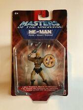 He-Man 2.7 inch Action Figure MATTEL *NEW UNOPENED*