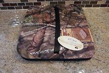Mossy Oak Deluxe Camo Foam Cushion   Hunting Cammo Camoflauge Seat Chair Pad