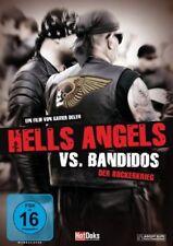 HELLS ANGELS VS. BANDIDOS - DER ROCKERKRIEG   DVD NEU