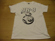 Star Wars Episode VII BB-8 Astro Droid Tshirt (SIZE SMALL Official) FORCE AWAKEN