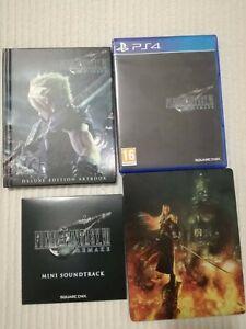 Final Fantasy VII Remake Deluxe Edition - Come Nuova - Edizione Italiana