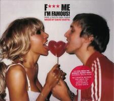 F *** ME I 'm Famous = Paris Londres Ibiza Miami = 2cd Mixed by david guetta!!!