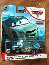 DISNEY/PIXAR CARS SCAVENGER HUNT METALLIC RYAN SHIELDS 39 VIEWZEEN Chase Car