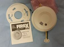 0418 Firex, Smoke detector,same as model  406 compatible with types G,H,G,120V