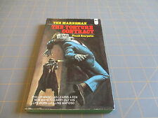 "The Marksman "" The Torture Contract by Peter McCurtin  Vintage Belmont Crime P/B"