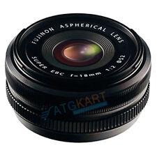 Brand New Fujinon XF 18mm f/2 R Lens