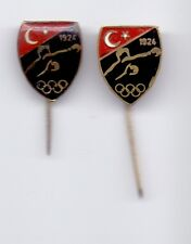 Two Pins - Boxing Turkish Boxing Federation