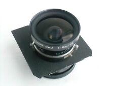 Fuji (Fujinon) SWD 75mm /f 5.6 lens, Wista - Copal press shutter (562249)