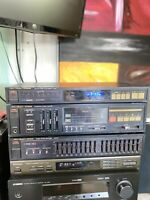 Vtg Fisher Studio Standard CA-272 Integrated Stereo Amplifier Amp System As Is