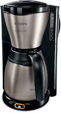 Philips HD7548/20 15 Tassen Thermo Filterkaffeemaschine 1,2 l Schwarz,