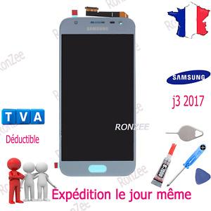 Ecran LCD Tactile Samsung Galaxy J3 2017 SM-J330 J330FN  ✅ HAUTE Qualité ✅  BLEU