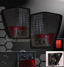 05-06 JEEP GRAND CHEROKEE LED TAIL BRAKE LIGHTS REAR LAMP SMOKE LEFT+RIGHT PAIR