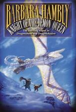 Knight of the Demon Queen Hambly, Barbara Hardcover