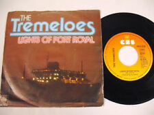 THE TREMELOES  Lights Of Port Royal  7""