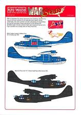 Kits World Decals 1/48 CONSOLIDATED PBY-5 CATALINA Jumpie & Frisco Gal
