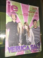 Illinois Entertainer Paper (July 2015) Veruca Salt Louise Post_Nina Gordon