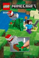 """Lego Minecraft"""" Steve y Creeper"""" Polybag I 30393"""