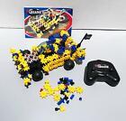 M Gears Remote Control Racers Building Set Grand Prix LER 8160 Works 213 pieces