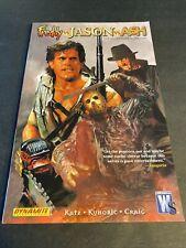 Freddy vs. Jason vs Ash - The Nightmare Warriors. Paperback. Hard To Find. Exlnt