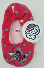My Little Pony - Snuggle Slippers - Size 12-13 - Gift - Brand New