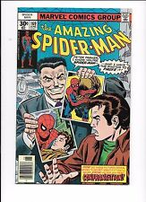 The Amazing Spider-Man #169 June 1977 Clone story recapped, Stan Lee cameo