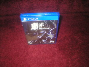 Salt And Sanctuary Playstation 4 Limited Run Games #166 Factory Sealed New
