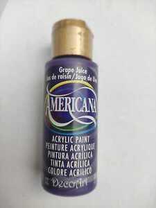 colore acrilico americana decoart  59 ml