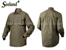 Seeland Karoo L/S shirt Ivy Green Size M